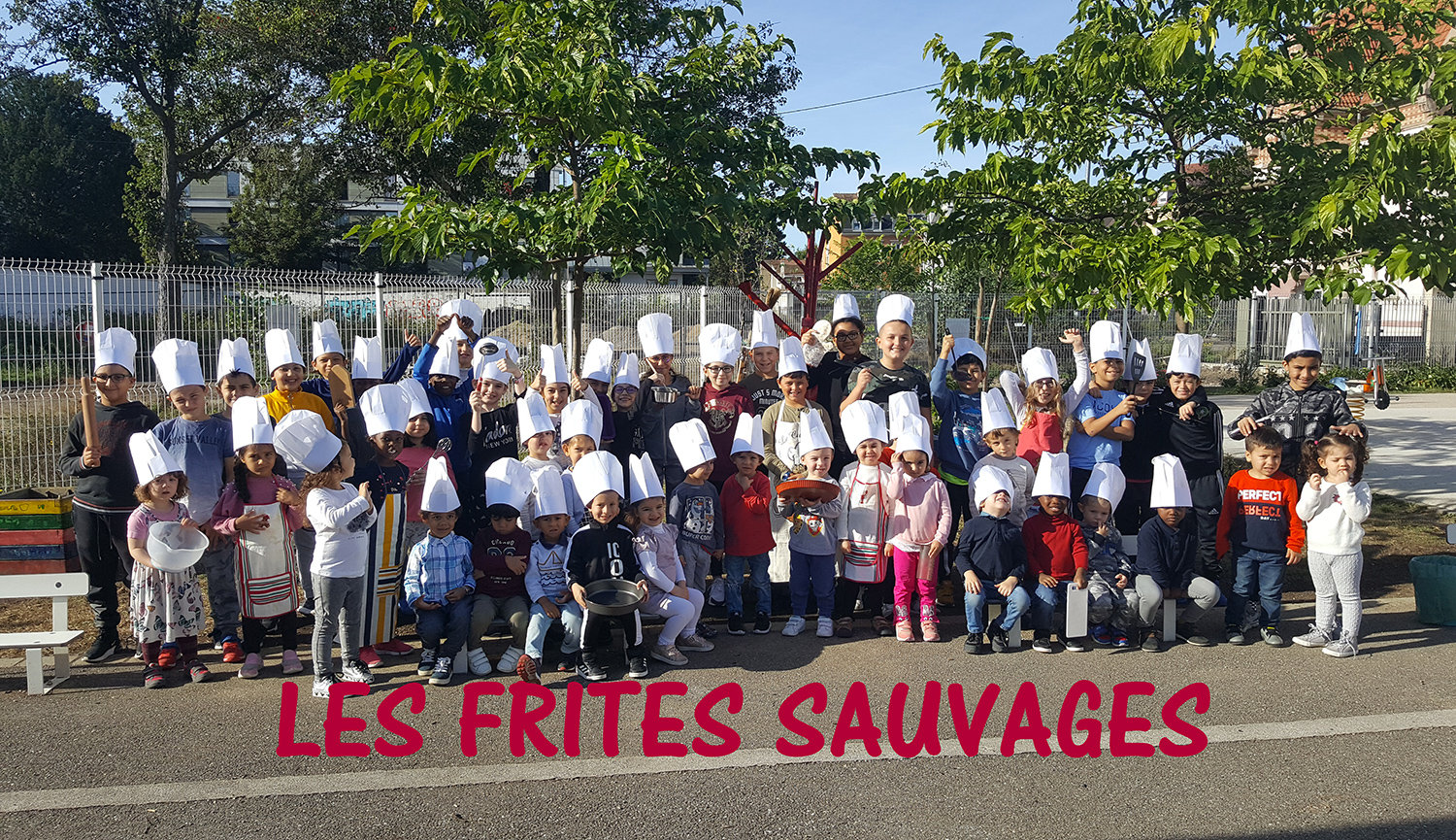 Les Frites Sauvages