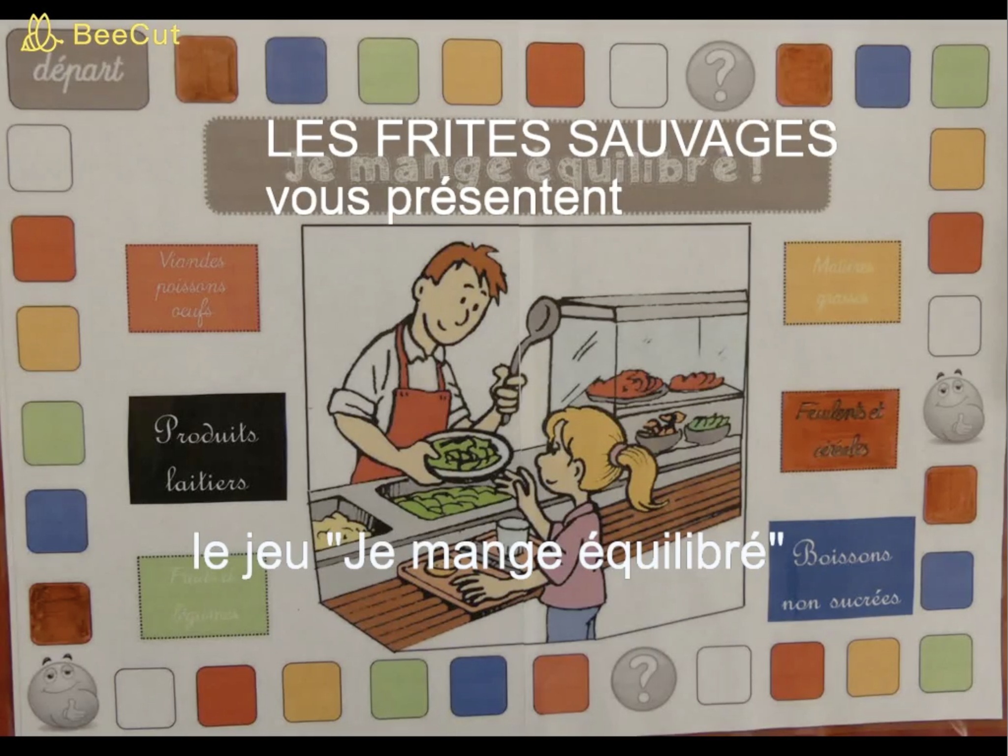 Défi N°3 : Frites Sauvages
